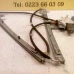 9700-105128-XXX Raammechanisme Links Voor Electrisch Citroen Xsara Picasso