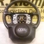 4B0 880 201 AH / 4B0 419 091 AS Stuur Met Airbag Audi A4 B5 Avant 1999/2000