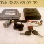 8200029342B/8200214973 ECU Startset Renault Scenic 1 1.6 16V K4M 2002