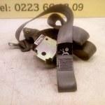 430876B Veiligheidsgordel Links Voor Renault Megane Coupe 2001 Kleur Grijs