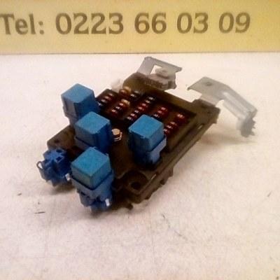 6F7 1128981 Zekeringkast Nissan Micra K11 1.3 CVT Automaat 1999