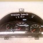 DNDC37 OC22 Tellerklok Mazda Demio 1.5 16 V 1999/2003