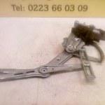 90 521 881 / 90 521 875 Electrisch Raammechanisme Links Voor Opel Astra G 1998/2003