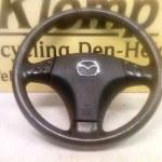 HCGN033598A / AFXX41 118602 Stuur Met Airbag Mazda 6 GG Hatchback 2002/2006
