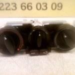 1M0 820 045 A Kachel Schakelpaneel Seat Leon Met AC 2001/2005