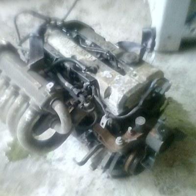 Gebruikte Motor Mazda 323 F 1.5 16V ZL 186000 KM Bouwjaar 2000