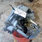 20CP73 Versnellingsbak Peugeot 1007 1.4 KFV 2006