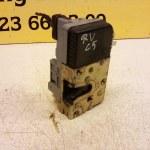 Deurslot mechaniek Rechts Voor Citroen C5 break 2002 6 Draads