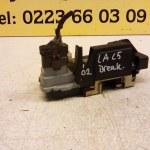 Deurslot mechaniek Links Achter Citroen C5 break 2002 6 Draads