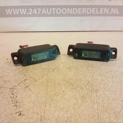 1299.0.020 Kenteken verlichting Citroen Jumpy Fiat Scudo Peugeot Expert 1997/2001