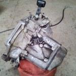 20CN20 Versnellingsbak Peugeot 307 1.6 16V NFU 2003 179000 KM