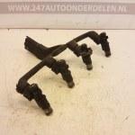 96 381 280 80 Injectorrail Peugeot met 4 Injectoren