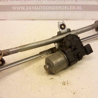 1J1 955 113 C Ruitenwissermechanisme Met Motor Audi A3 8L 2002