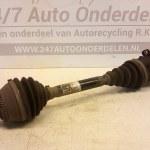 8E0 407 271 T Aandrijfas Links / Rechts Audi A4 B6 Avant 1.8 Turbo Automaat 2001-2004