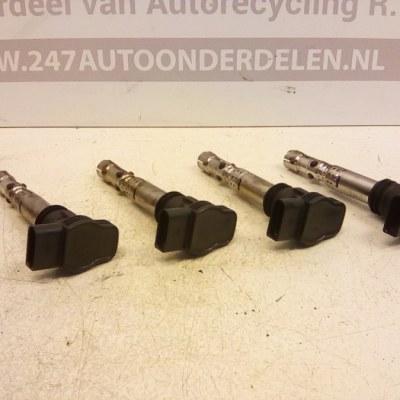 0 040 102 043 Bobine Audi A4 B6 1.8 Turbo AVJ 2001-2004