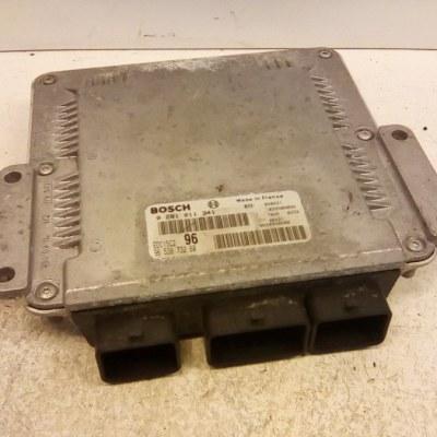 0 281 011 341 / 96 538 732 80 ECU Peugeot 307 2.0 HDI