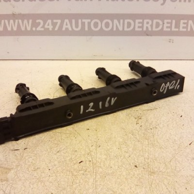 0 221 503 015 Bosch Bobine Opel Corsa C 1.2 16V