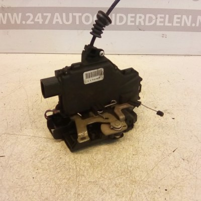 3B1 837 015 A Deurslot mechaniek Links Volkswagen New Beetle 1999-2006