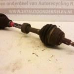 1J0 407 271 EA Aandrijfas Links Voor Volkswagen New Beetle 2.0 AQY 1999-2005