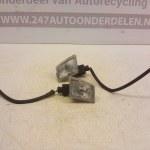1C0990013A 1C0990013 Kenteken Verlichting Volkswagen New Beetle 1999-2006