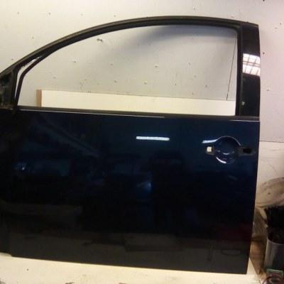 Deur links Voor Volkswagen New Beetle Kleur Blauw L65T 1999-2005