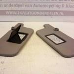Zonneklep Links En Rechts Nissan Micra K11 1994-1998