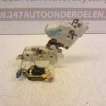 8055201U01 89-A541 Deurslot mechaniek Rechts Nissan Micra K11 Electrisch 2 Polig