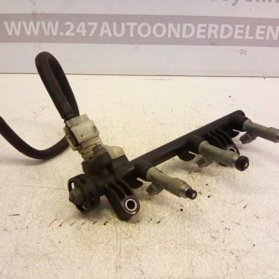23814-00010-A Injectorrail Citroen C1 Peugeot 107 Toyota Aygo 1KR-B52