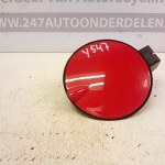 09174604 Tankklep Opel Astra G Kleur Rood Y547