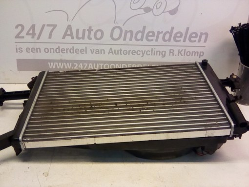 Koelradiateur Opel Astra G X16SZR 1998-2002