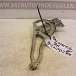 90521872RH Raammechanisme Rechts Achter Opel Astra G Handbediend