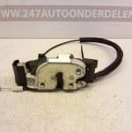 Deurslot mechaniek Rechts Voor Mitsubishi Colt CZ3 2005-2008