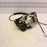Deurslot mechaniek Links Voor Mitsubishi Colt CZ3 2005-2008