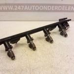 2N1U-90280 Injectorrail Met Injectoren Ford Ka 1.3 44 KW 2005