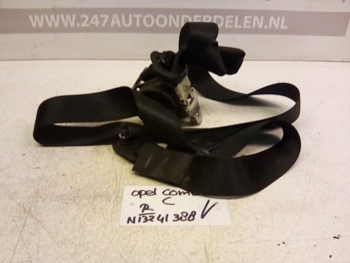 N13241388 Veiligheidsgordel Rechts Voor Opel Combo C