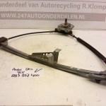 893 837 400 Raammechanisme Rechts Voor Audi 80 Handbediend