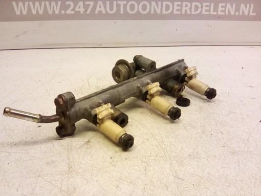 Injectorrail Met Injectoren Daihatsu Cuore 1.0 12V EJVE 2001