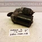 2S6U-11000-CB Startmotor Mazda 2 1.4 16V 2003-2006