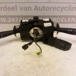 8201193544 Stuurkolomschakelaar Met Airbagring Renault Twingo 2 2011-2013