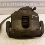 54/22 ATE 629 Remklauw Links Voor Mazda 2 2006