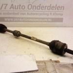 49500-0X110 Aandrijfas Rechts Voor Hyundai i10 F5 2011-2013