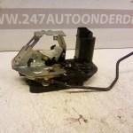 Deurslot mechaniek Links Achter Hyundai i10 F5 2011-2013