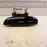 Deurgreep Links Achter Hyundai i10 F5 Kleur Zwart MZH 2011-2013