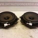 96300-0X110 Deurspeaker Achter Hyundai i10 F5 2011-2013