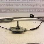 11877 ARM Raammechanisme Links Achter Renault Modus 2005-2008 Handbediend