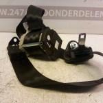 532124 Veiligheidsgordel Links Achter Renault Twingo 2 2011 Kleur Zwart