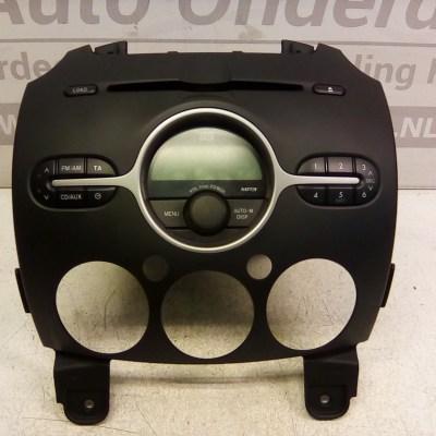 DF74 66 AR0 Radio CD Speler Mazda 2 2008-2011