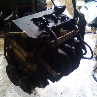 Gebruikte Motor Mitsubishi Colt CZ Smart 1.1 3 Cilinder 97000 KM MN195823