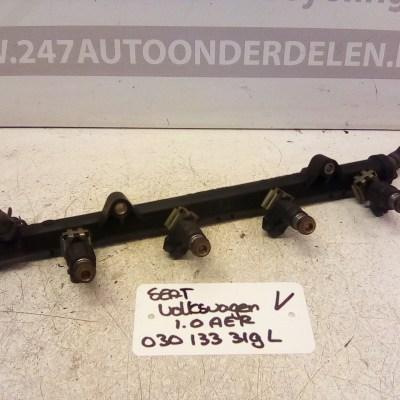 030 133 319 L Injectorrail Volkswagen Seat 1.0 AER