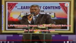 DCLM LIVE STREAMING